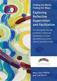 New Reflective Supervision and Facilitation DVD order form picture
